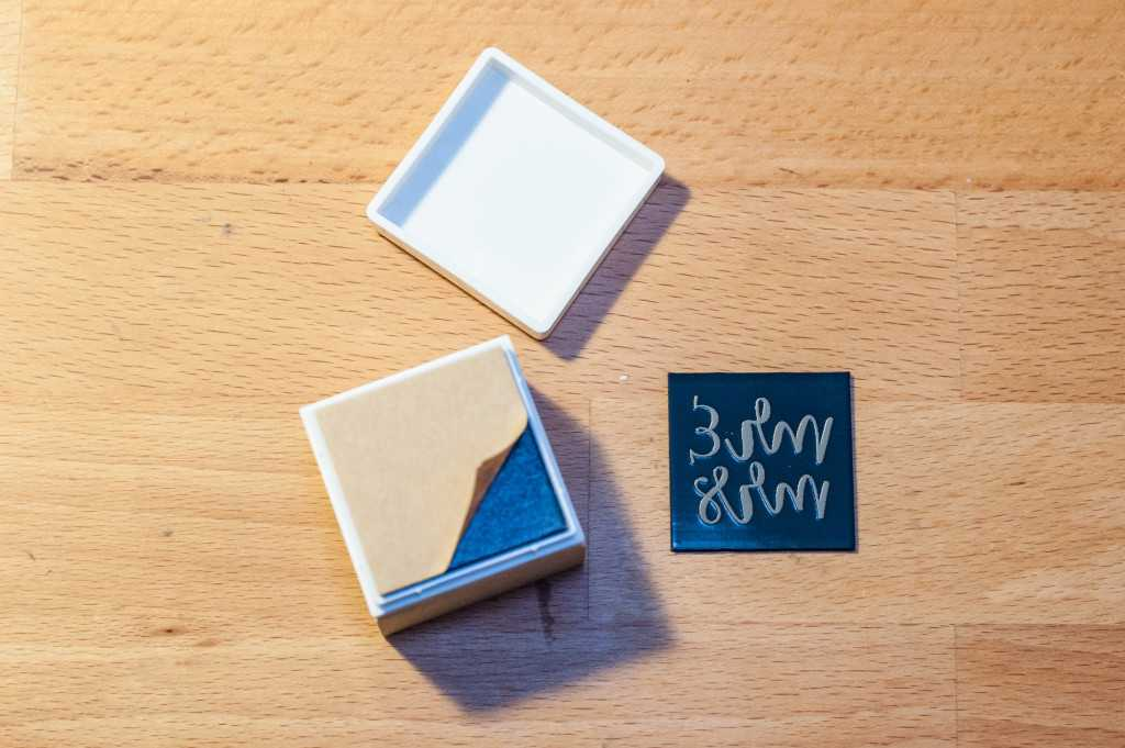 Mr. & Mrs. Mint Stamp | Erica Sooter for Silhouette America