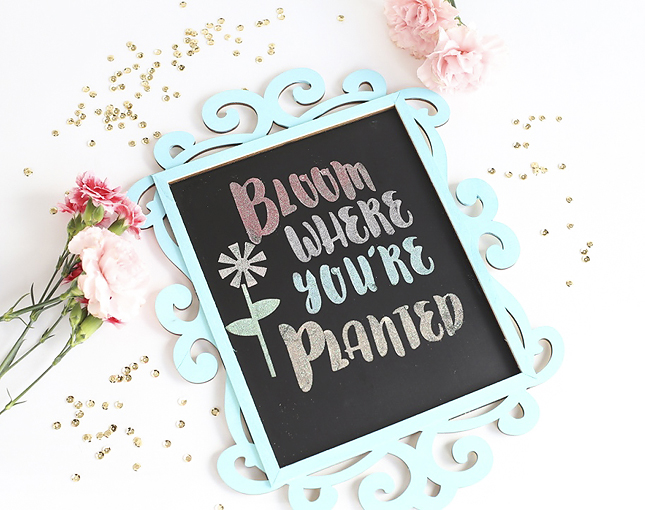 Featured Image for Spring Chalkboard Sign (#27115)