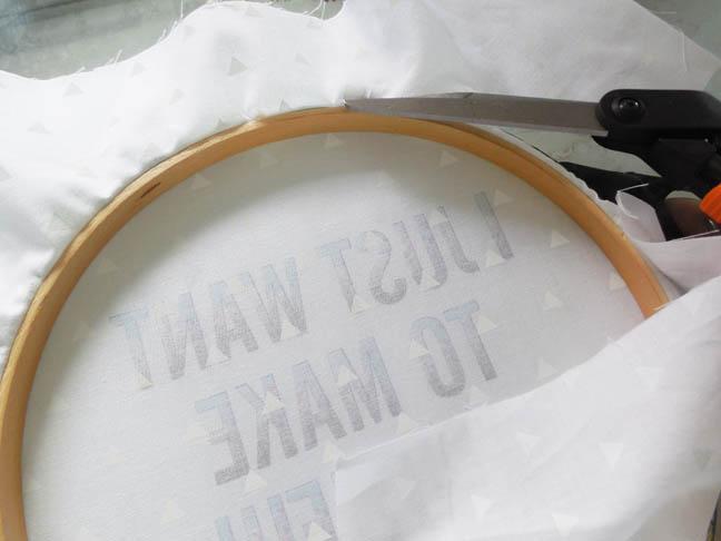trim fabric