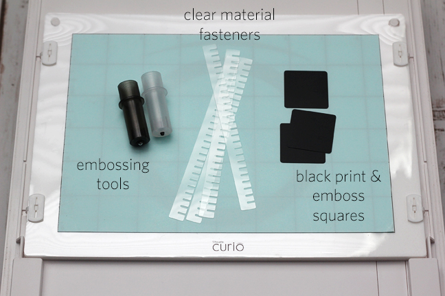 Getting Started with Silhouette Curio by Kelly Wayment for Silhouette - Curio Tools and Gadgets