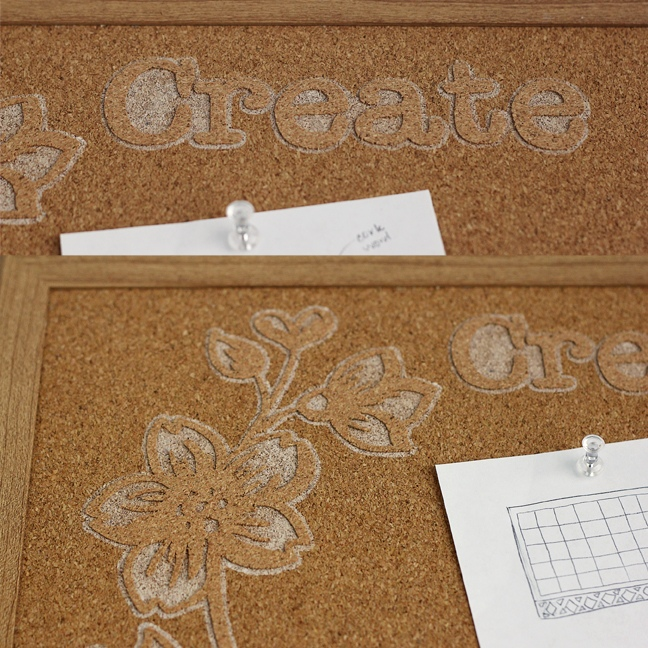 How To Use The New Silhouette Cork Sheets by Kelly Wayment for Silhouette