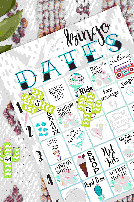 Featured Image for Bingo Dates Tutorial (#99497)