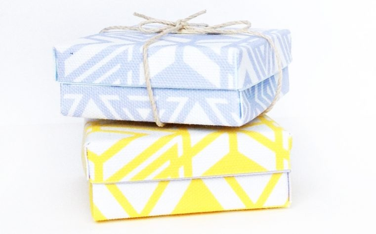 Featured Image for Fabric Gift Boxes (#101802)