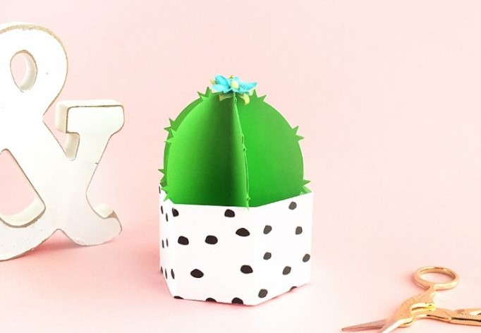 Featured Image for DIY Potted Paper Cactus (#101073)