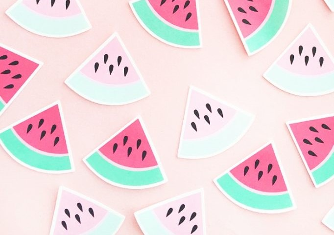 Featured Image for DIY Watermelon Stickers (#103267)