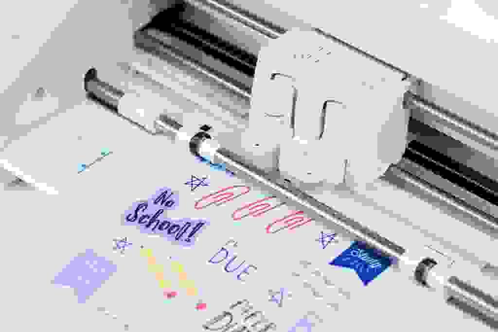 Print Amp Cut Planner Stickers