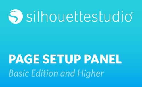 Featured Image for Page Setup Panel (Basic Edition and Higher) (#113358)
