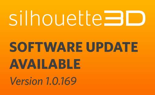 Featured Image for Silhouette 3D® Software Update (#113059)