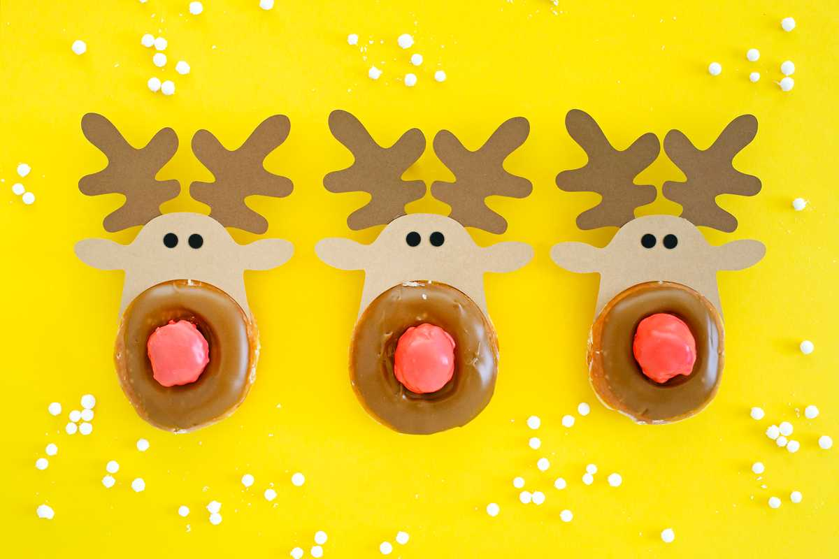 Featured Image for Reindeer Donuts (#119044)