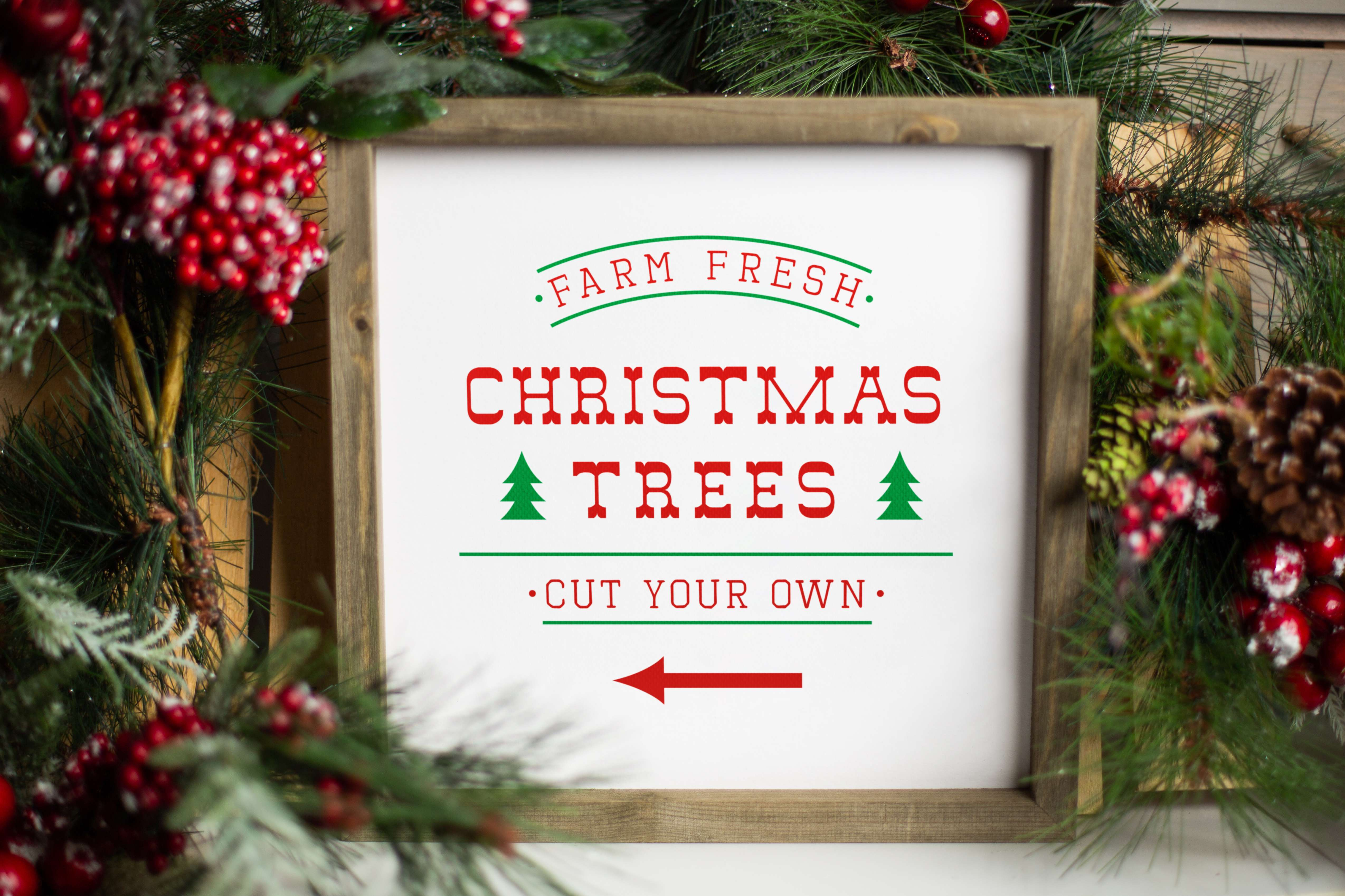 Featured Image for Christmas Sign (#119637)