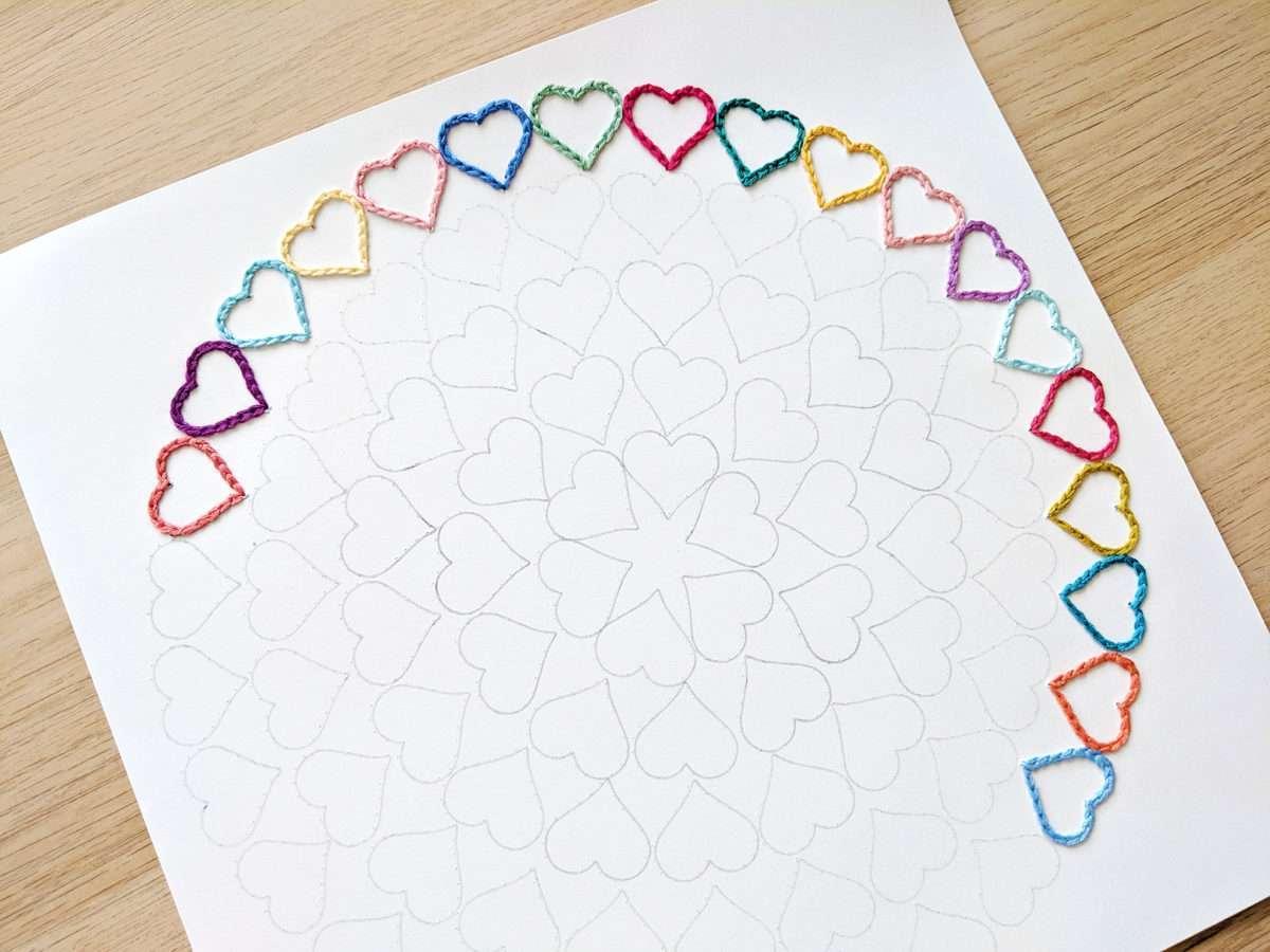 Sketch & Stitch Tutorial |