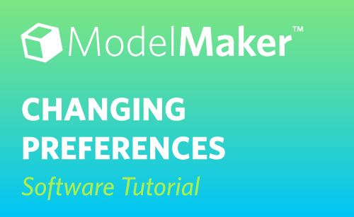 Featured Image for Changing Preferences in Silhouette ModelMaker™ (#116150)