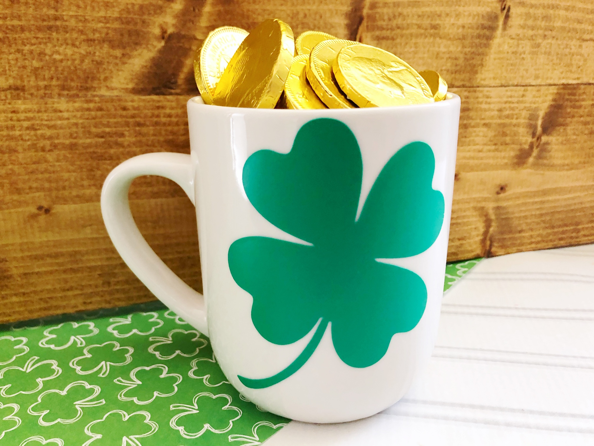 Featured Image for St. Patrick's Day Mug o' Gold (#120883)
