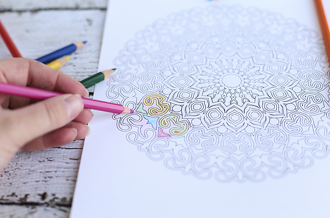 Featured Image for Sketch Pen Coloring Page (#24511)