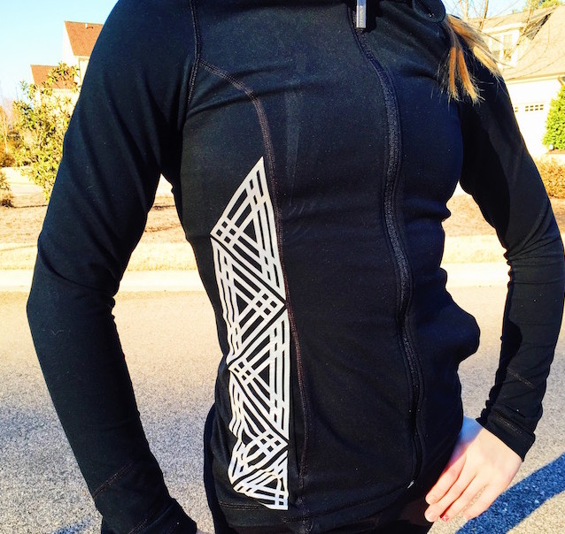 Featured Image for Reflective Heat Transfer Running Gear (#25927)