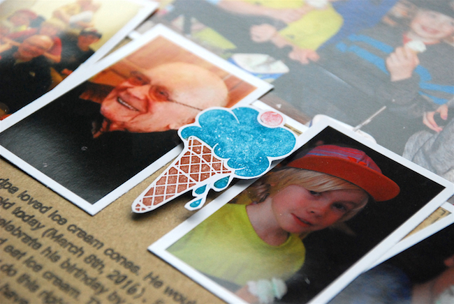 Featured Image for Multi-color Ice Cream Stamp (#27424)