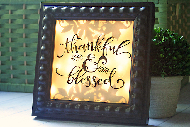 Featured Image for Backlit Shadow Box Frame with Your Silhouette (#40650)