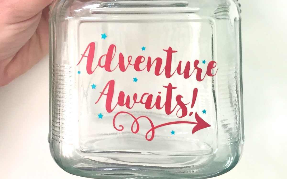 Featured Image for Adventure Savings Jar Using the CAMEO 3 Autoblade (#43127)