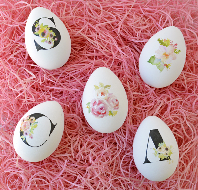 Featured Image for Make Faux Watercolor Easter Eggs With Silhouette Tattoo Paper (#45681)