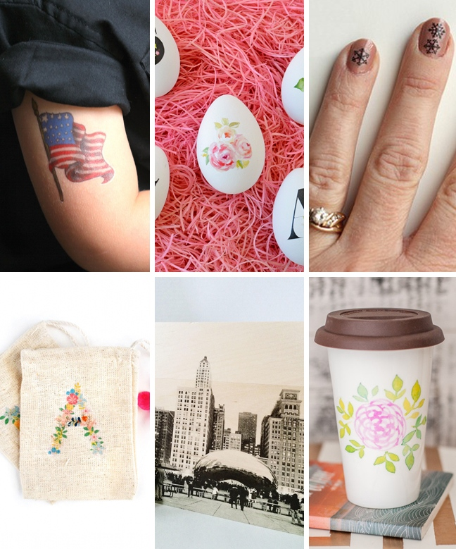 Featured Image for Six Awesome Projects Using Silhouette Temporary Tattoo Paper (#47283)