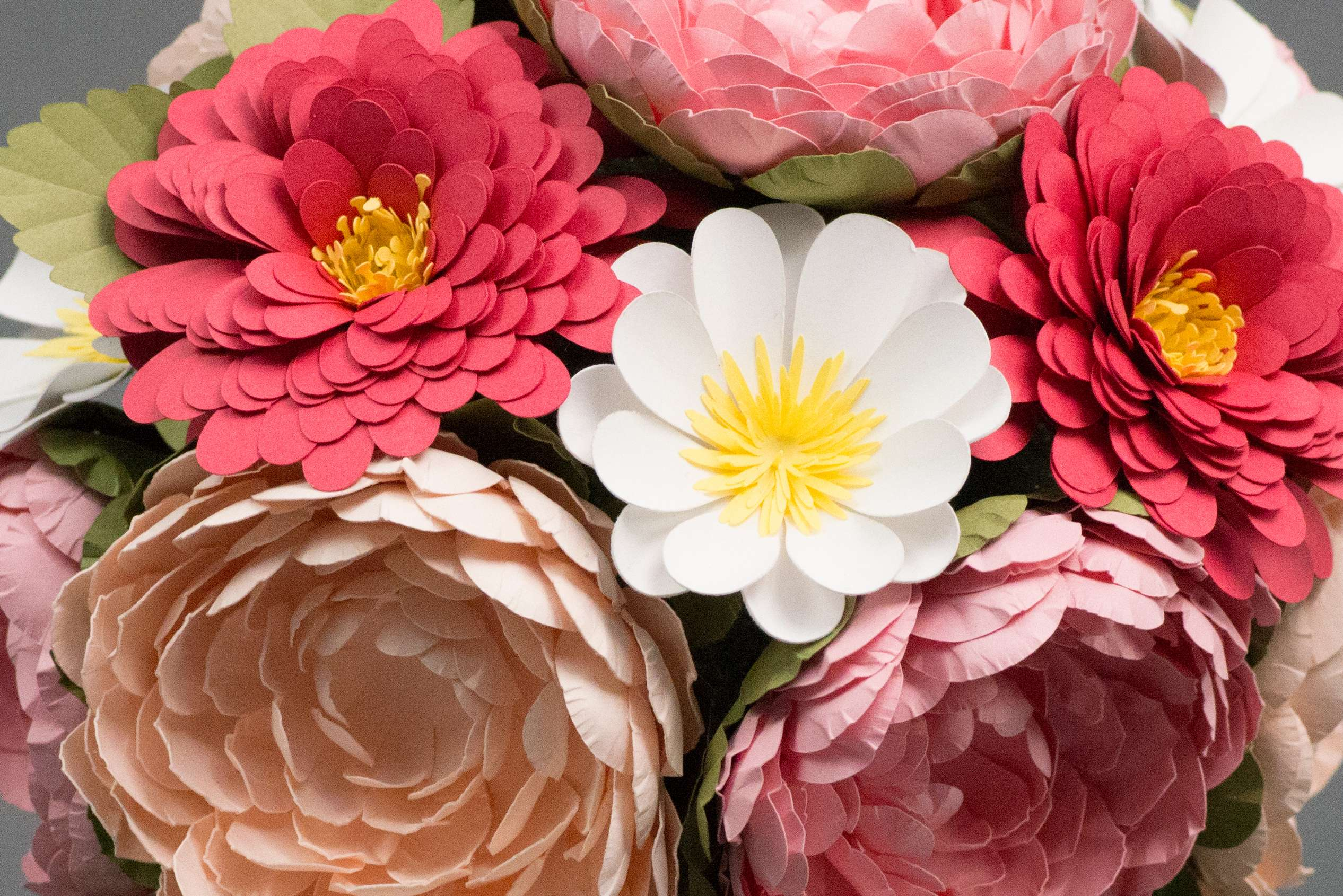 Featured Image for 3D Paper Flower Bouquet (Part 2) (#102527)