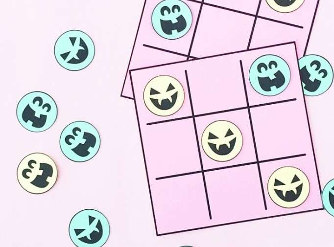 Featured Image for DIY Halloween Tic-Tac-Toe (#103045)