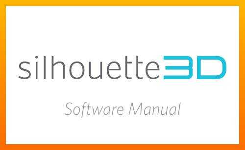 Featured Image for Silhouette 3D® Software Manual (#111634)