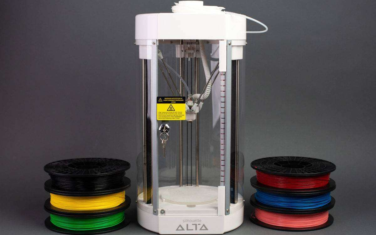 Featured Image for Loading Filament in the Alta (#115106)