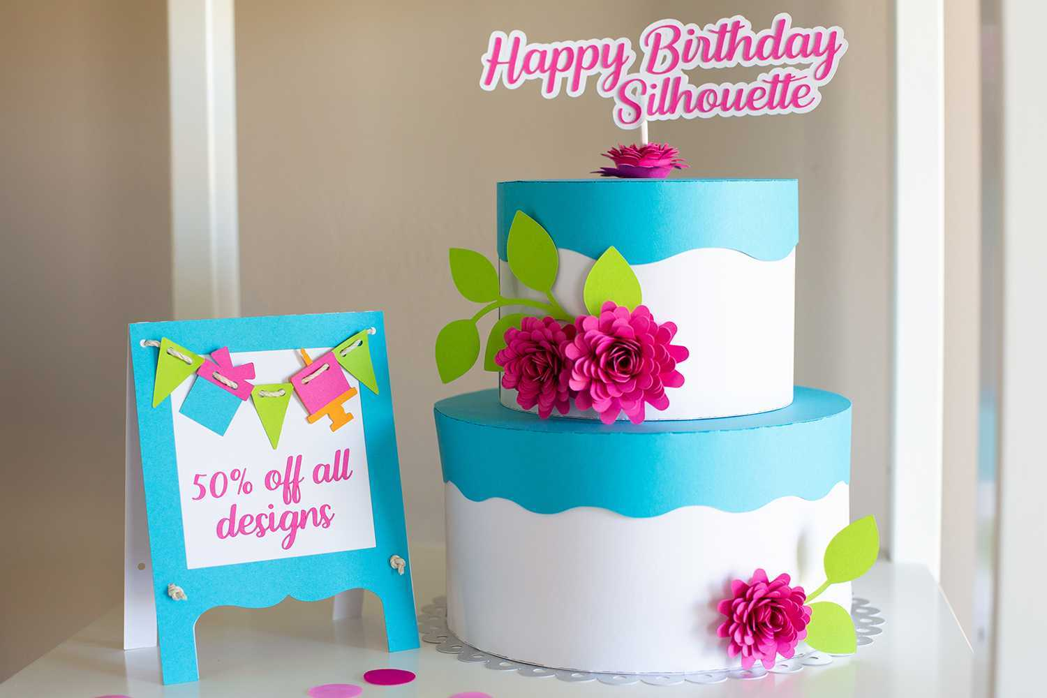 Featured Image for Celebrating Silhouette's 9th Birthday (#118307)