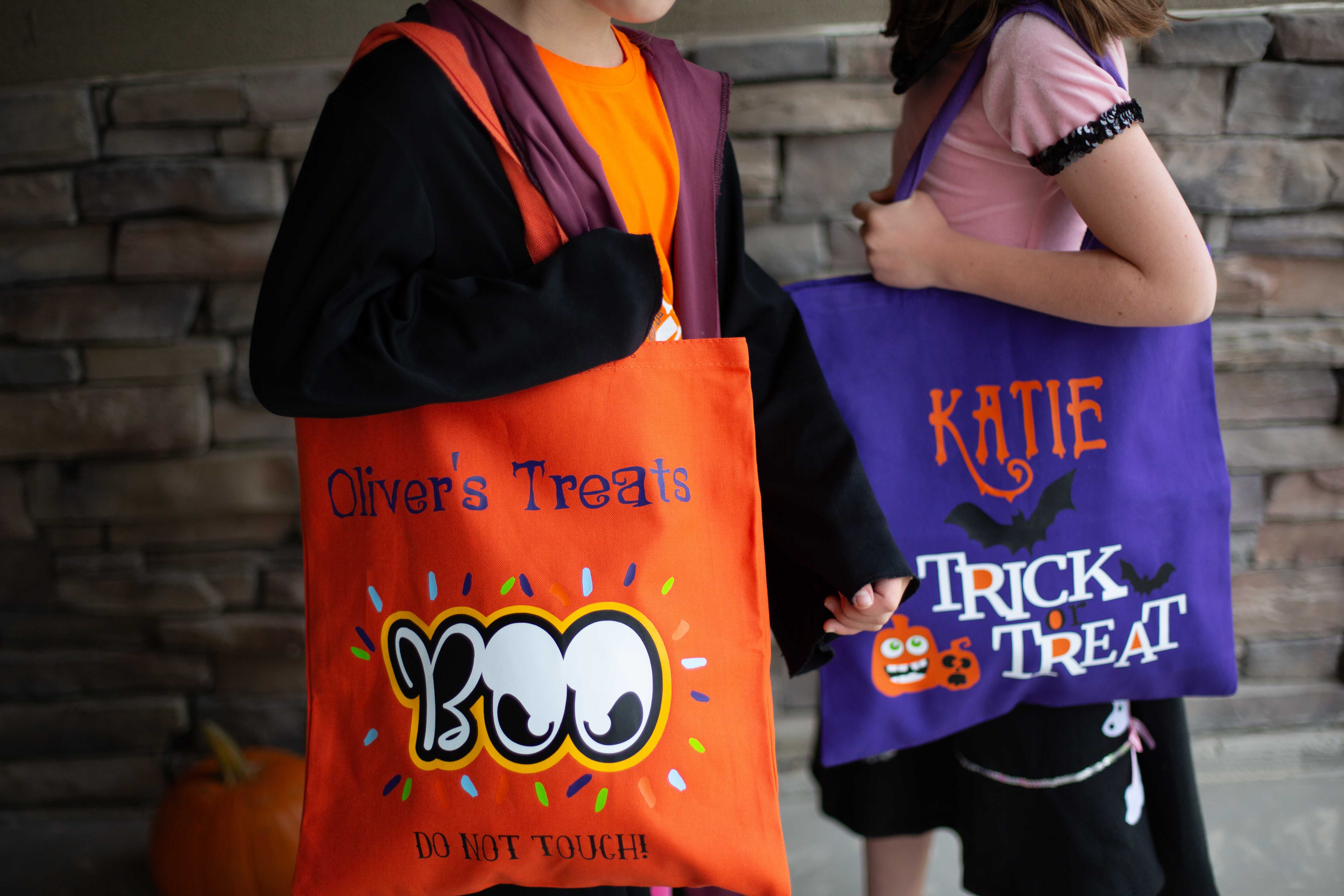 Featured Image for Trick-or-Treat Candy Tote Bag (#118633)