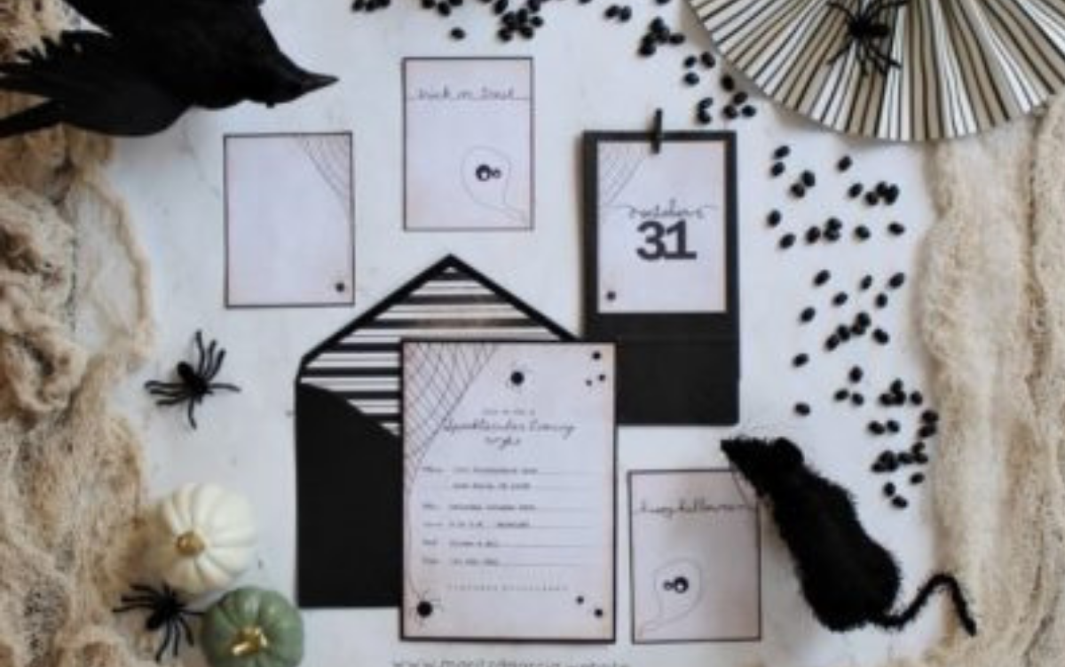 Featured Image for Halloween Invitations (#105479)