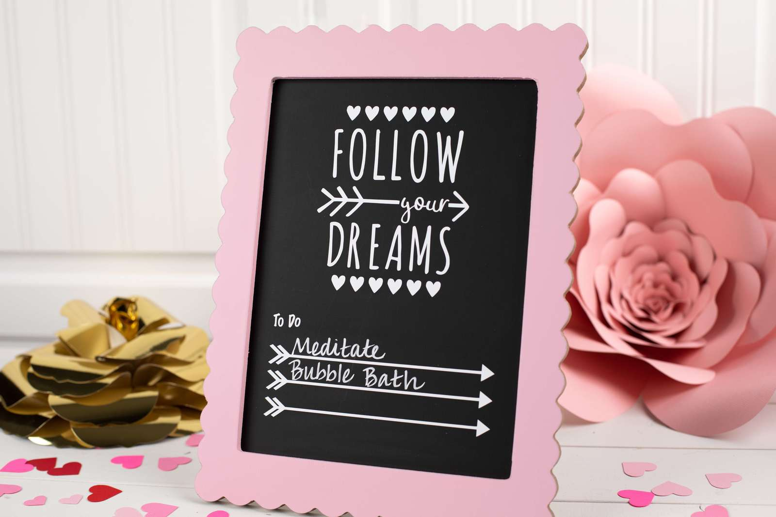Featured Image for Follow Your Dreams Chalkboard (#120802)