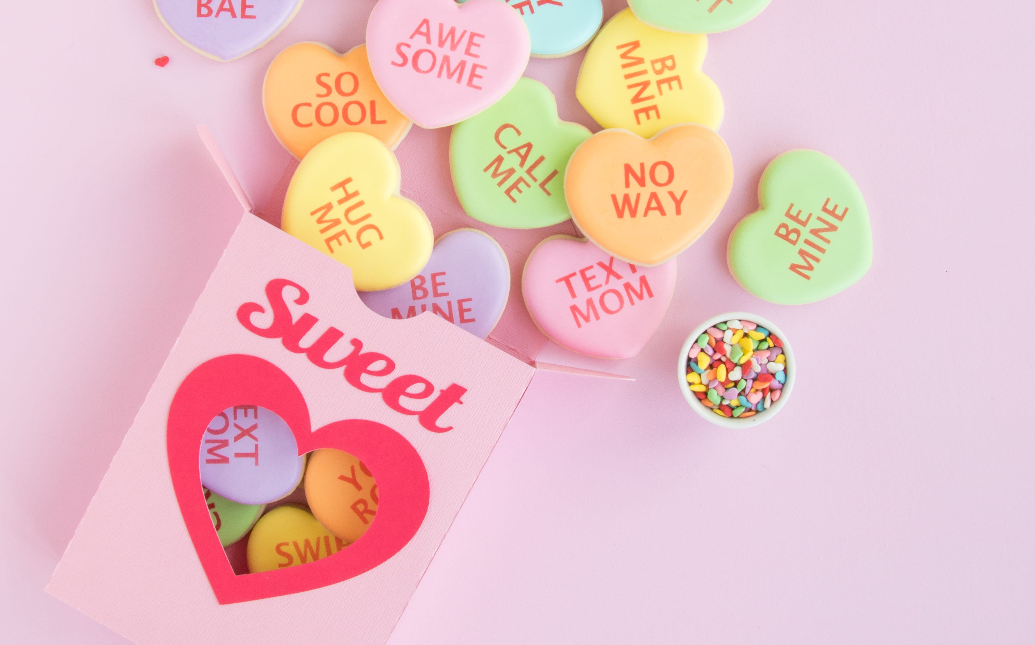 Featured Image for Conversation Heart Treat Box (#121169)