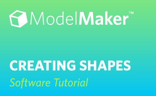 Featured Image for Creating Shapes in Silhouette ModelMaker™ (#116153)