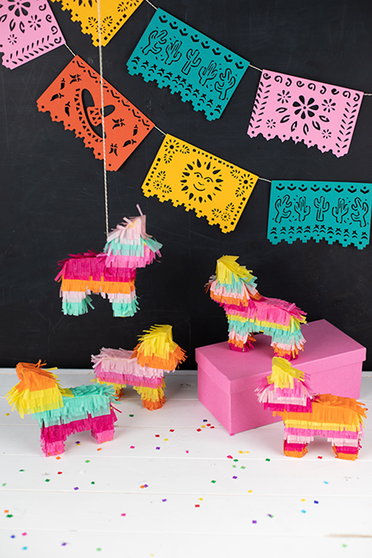 Featured Image for Mini Chipboard Pinatas (#122423)