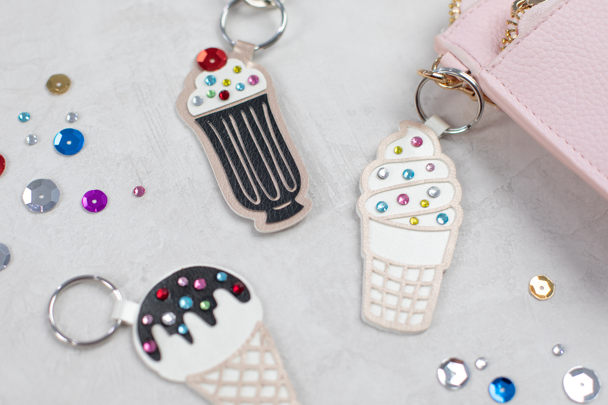 Featured Image for Ice Cream Key Chains (#123824)