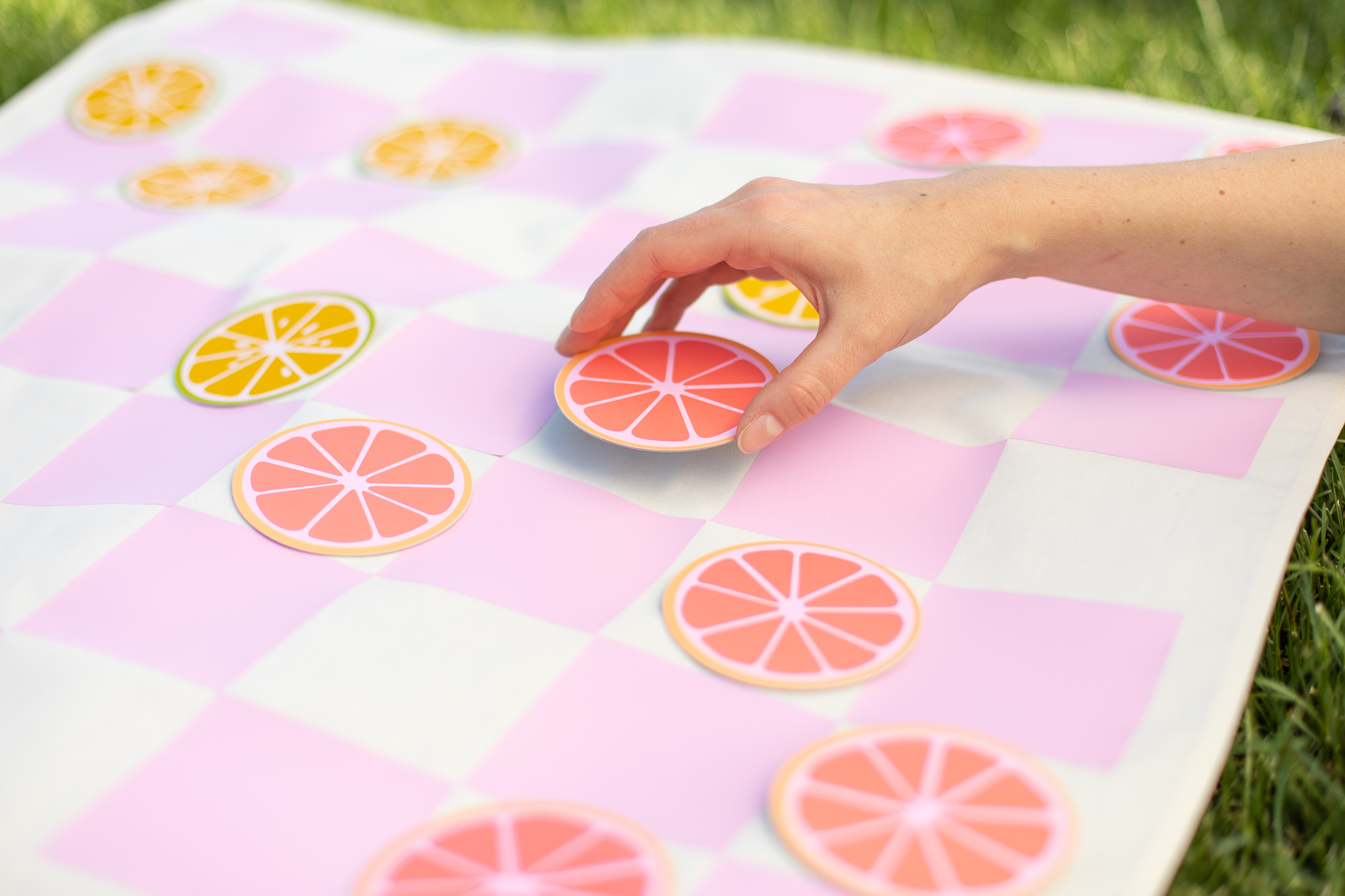 Featured Image for Oversize Fruit Checkers (#123727)