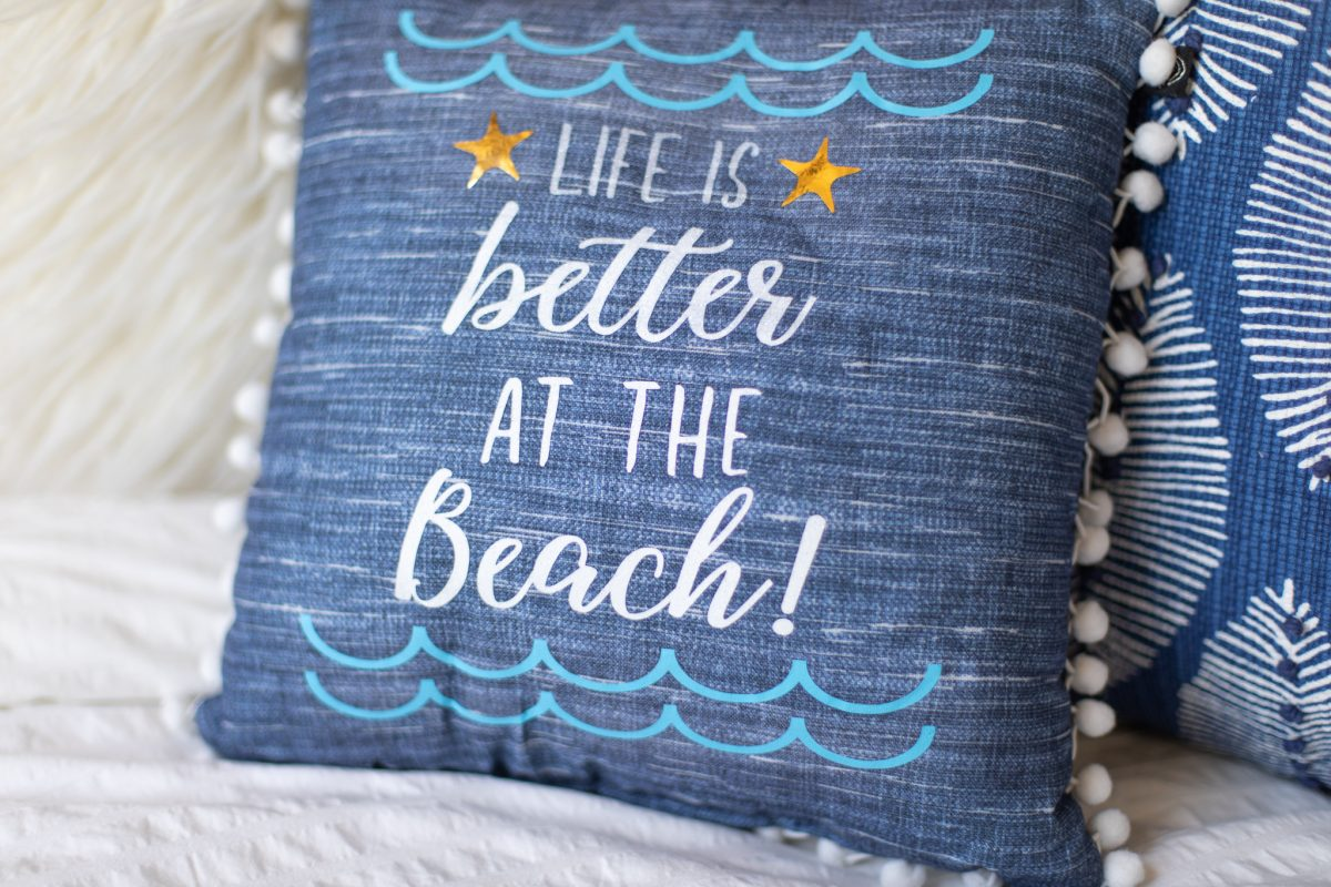Featured Image for Beach Pillow (#124383)