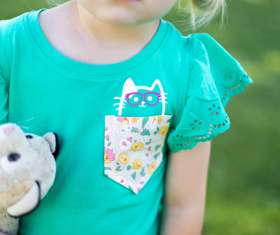Featured Image for Cat Pocket Shirt (#124651)