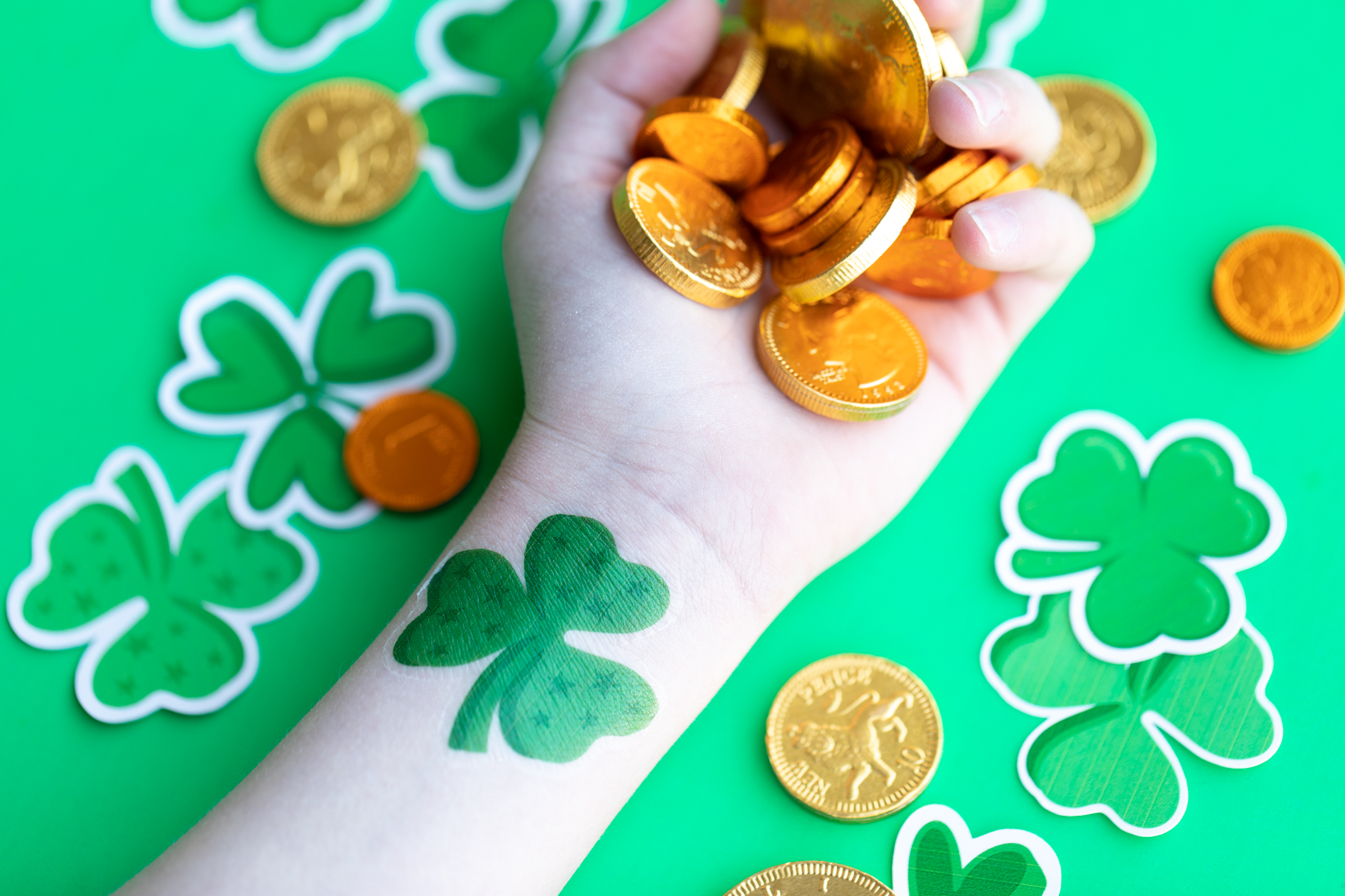 Featured Image for Shamrock Tattoos (#126725)