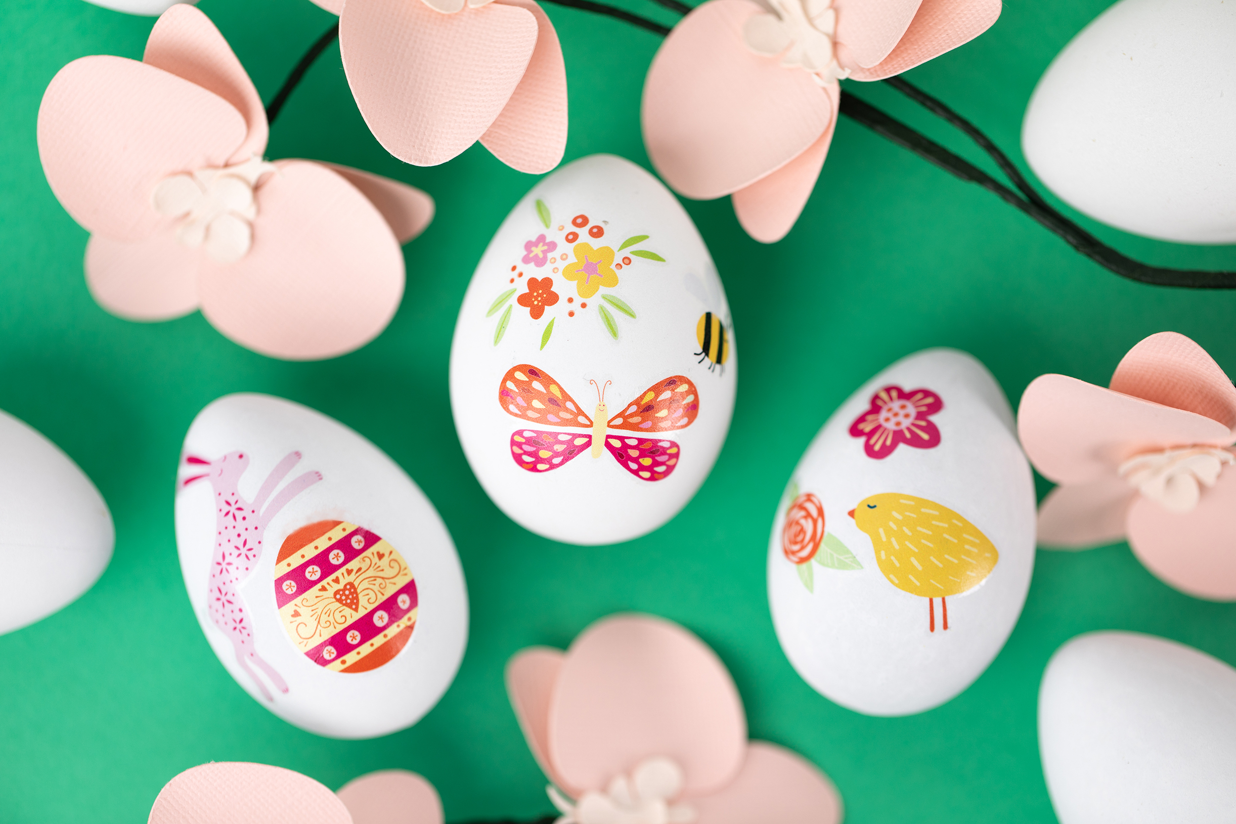 Featured Image for Temporary Tattoo Easter Eggs (#127110)